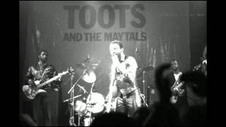 Toots & The Maytals - Redemption Song (Bob Marley) - Live in New York