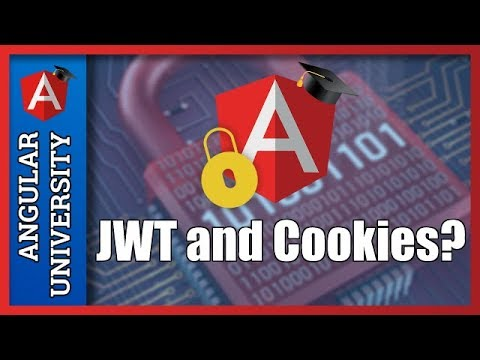 💥 Cookies and JWT - How To Combine Them? Creating a JWT-based User Session