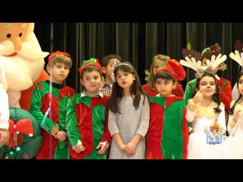 New Year 2016 Program Dunsmore Elementary School
