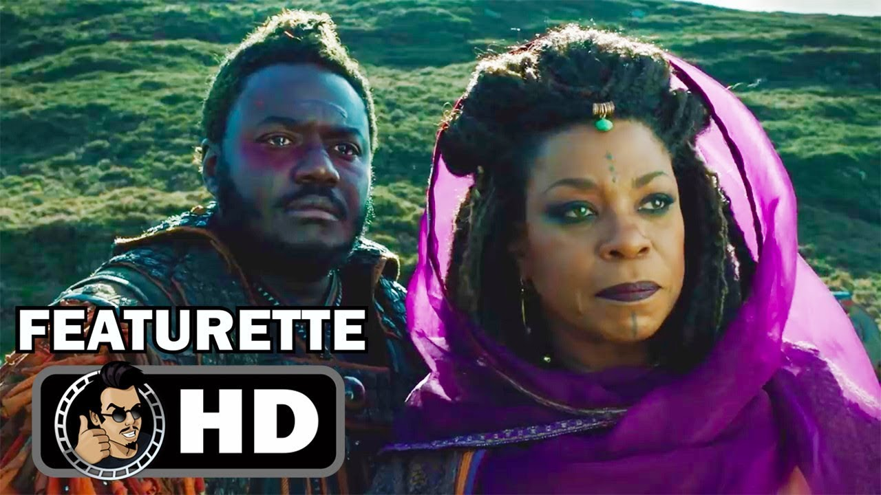 INTO THE BADLANDS Season 3 Official Featurette