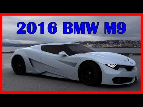 2016 BMW M9 Picture Gallery