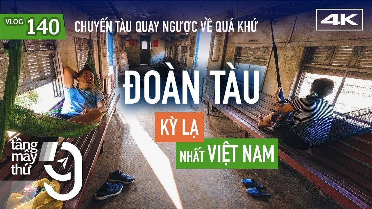 [M9] #140: Chuyến tàu kỳ lạ vắng khách vẫn chạy - Từ Yên Viên đến Hạ Long | Yêu Máy Bay