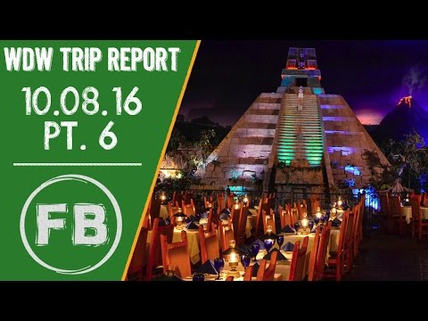 Let's go to Mexico at the World Showcase - Three Caballeros!   10-08-16 Pt. 6
