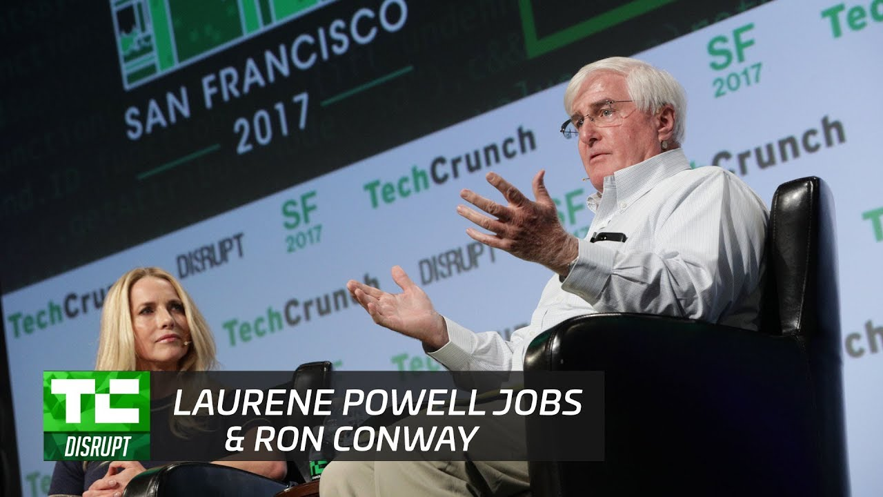 Laurene Powell Jobs and Ron Conway: Help Our Fellow Americans ...