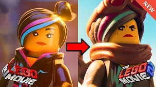 How the LEGO Master Builders have changed for The LEGO Movie 2!
