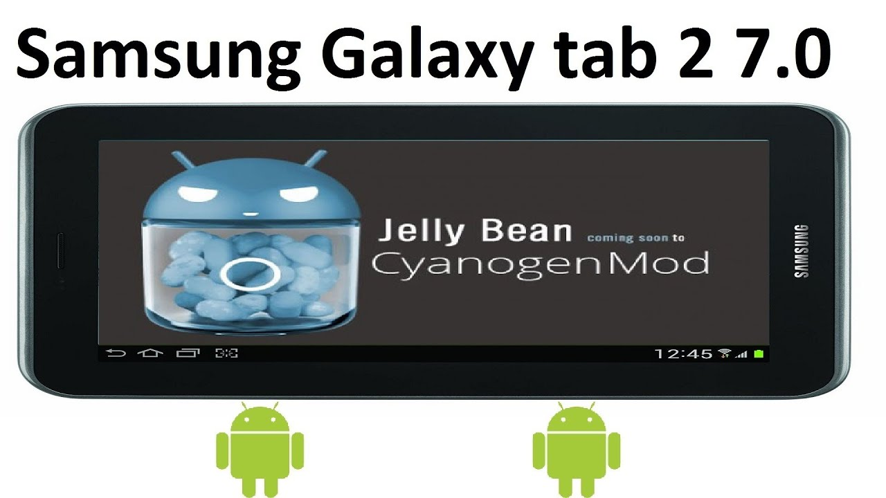 how to make galaxy tab 2 7.0 faster
