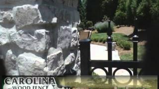 Carolina Wood Fence - Web Commercial