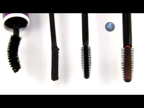 How To Choose Mascara For Thin And Short Lashes - YouTube