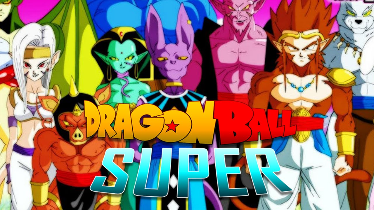 dragon ball super burning series