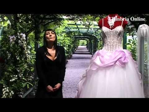 f07e2ec5414a Aimèe Sposa - Atelier abiti da Sposa - Perugia - YouTube