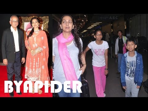 Juhi Chawla Family Photos || Father, Mother, Brother, Sister, Husband, Son & Daughter!!!