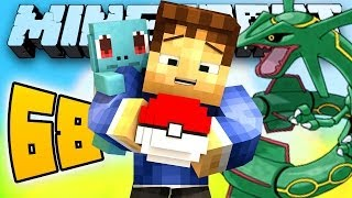 I FOUND RAYQUAZA! (Minecraft Pixelmon 2.57: Pokémon Mod Episode 68)
