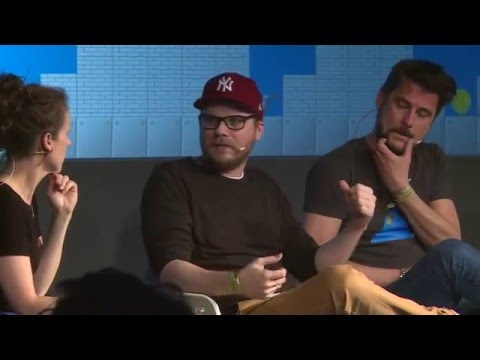 MEDIA CONVENTION Berlin 2015: Let's Play! Games on YouTube & Co