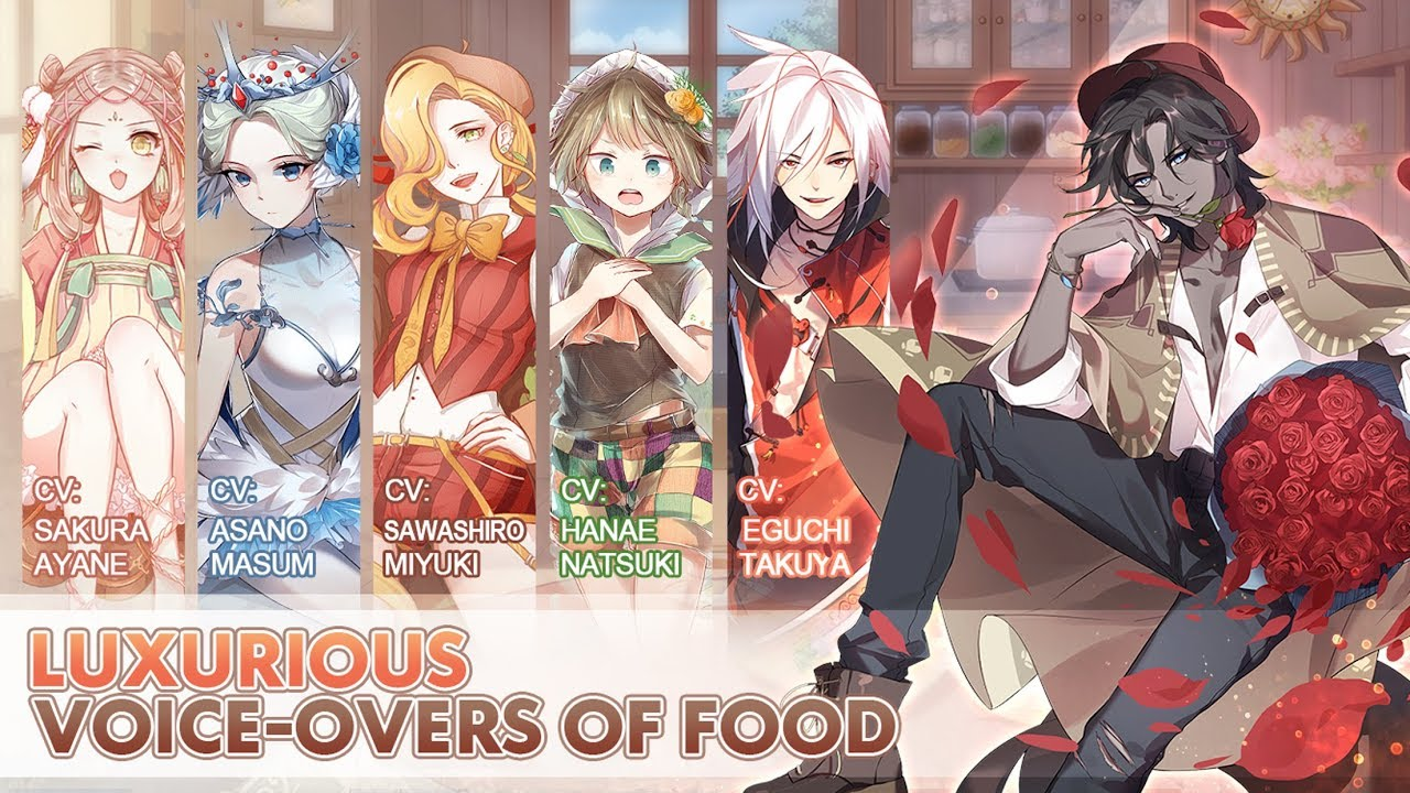 Food Fantasy Amazing Voice Overs Of Food Video 007 En Youtube
