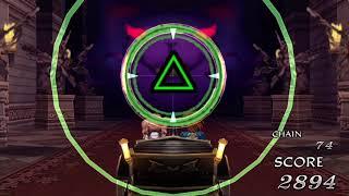 《碧之軌跡:改》間章 - 小遊戲「恐怖雲霄飛車」(獎盃:心臟大顆)
