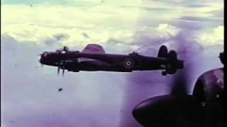 Video Avro Lancaster Bomber - Rare WWII Colour Film of the Lancaster download MP3, 3GP, MP4, WEBM, AVI, FLV November 2017