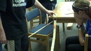 Demo of a ramp for Mystery Arch from 2008. Please note that in this...