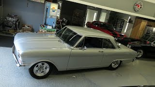1964 LS3 NOVA  FOR SALE @ Eric's Muscle Cars