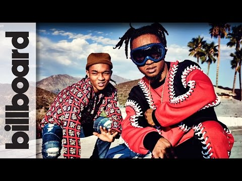 Rae Sremmurd Billboard Cover Shoot Interview, For The Love of Gucci