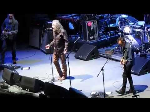 Robert Plant and Sensational Space Shifters - Whole Lotta Love - Roma Auditorium