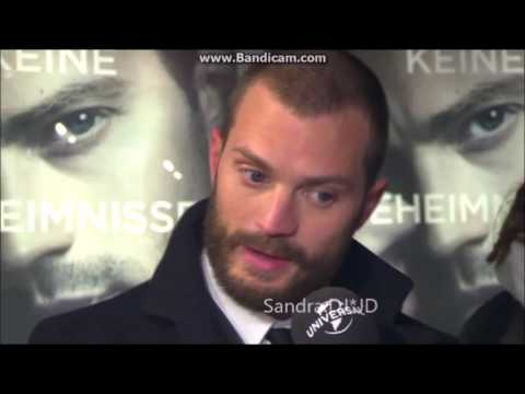Jamie Dornan and Dakota Johnson -Fifty Shades Darker Hamburg Premiere -part II-