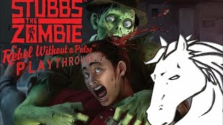 Stubbs the Zombie in Rebel Without a Pulse (HD PC) Part 1