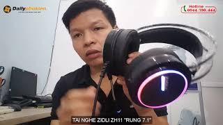 TAI NGHE ZH11 ZIDLI | Tai nghe zidli zh11 | Tai nghe Zidli tại Đại Lý Phụ Kiện