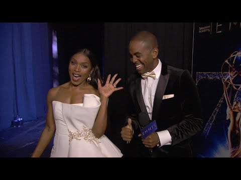 70th Emmy Awards: Backstage LIVE! with Angela Bassett