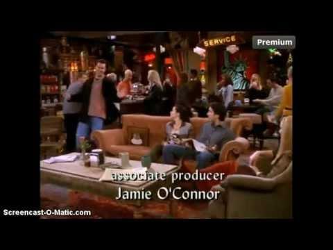 Friends: Chandler's Insults