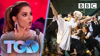 Cheryl's A-list Dane Bates Collective in Hollywood challenge - The Greatest Dancer | LIVE
