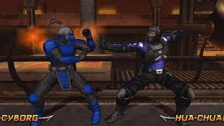 Mortal Kombat Armageddon HYDRO (MKP4.1) - (VERY HARD) - (PS2)【TAS】