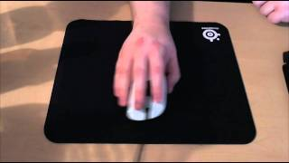 ▶ Review: Steelseries Ikari Pro Gaming Laser Mouse and Steelseries QcK Mousepad! (TTB) - TGN.TV