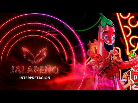 #JalapeñoEs ¡A Consuelo Duval no le importa enchilarse!   ¿Quién es la Máscara? 2020