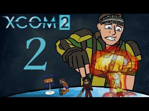 XCOM 2: Welcome Home Commander | Part 2 | Ark Thompson Plays