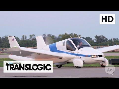 Terrafugia Transition Flying Car | TRANSLOGIC