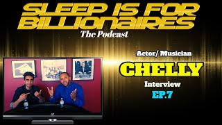 Actor/Musician CHELLY Interview w/ JONNI VEGAZ