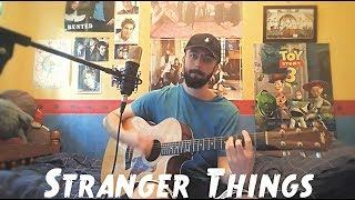 Kygo (ft. OneRepublic) - Stranger Things - Cover