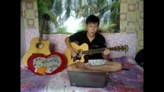 Thầm yêu - Guitar Cover