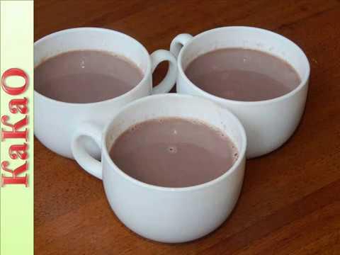 Как просто приготовить какао:)