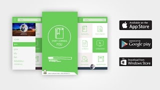 Smart Learning MSU Application