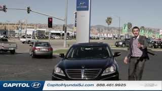 2013 Hyundai Equus Overview Review, Specs, Features Capitol Hyundai