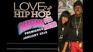 LOVE AND HIP HOP MIAMI FULL TRAILER CAST & STORYLINES