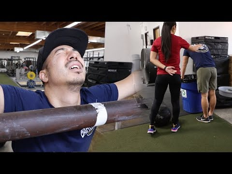 INTENSE WORKOUT FOR A BUSY PERSON ft. Joe Jitsukawa & Anne Phung
