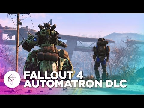 Fallout 4's Automatron DLC offers the variety the core game needed