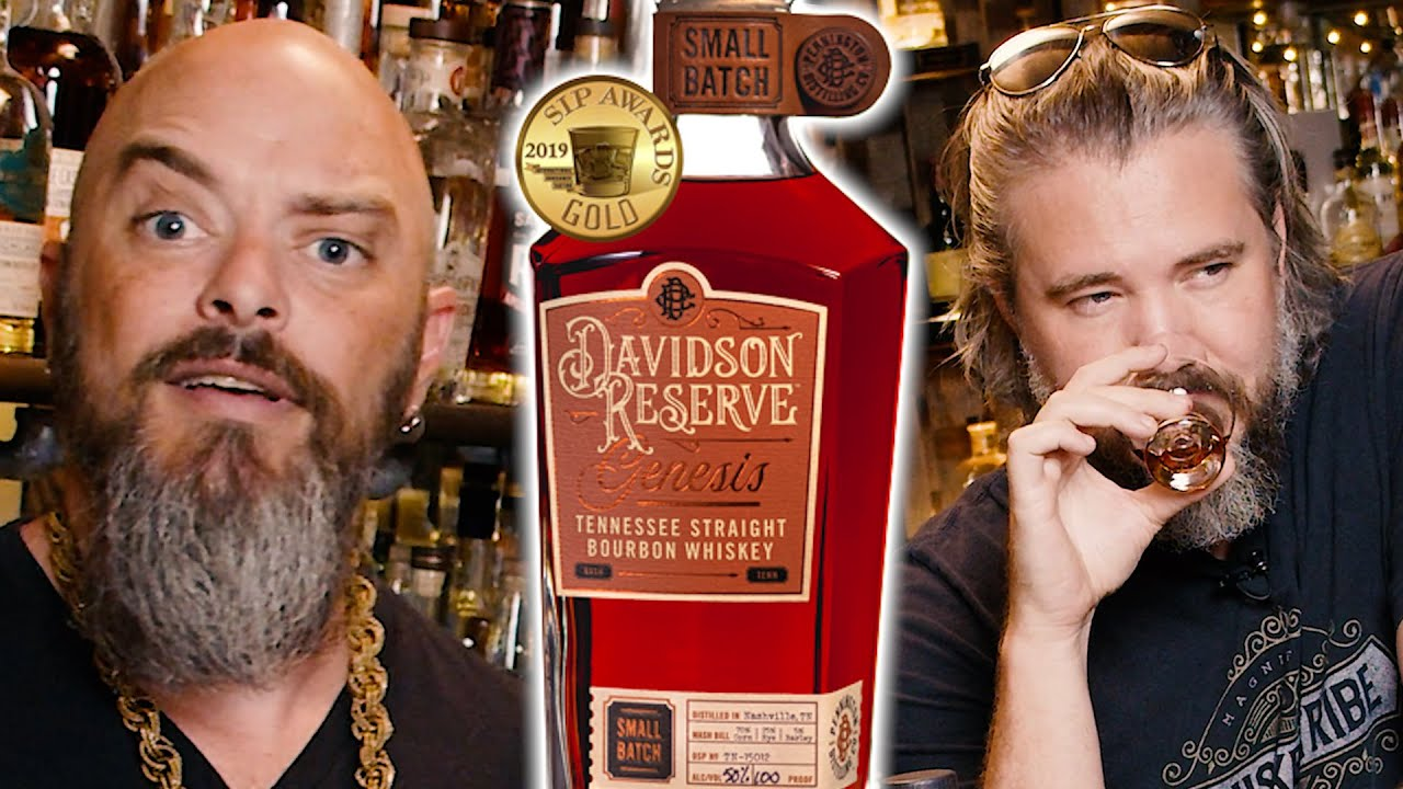 Davidson Reserve Straight Tennessee Bourbon Review