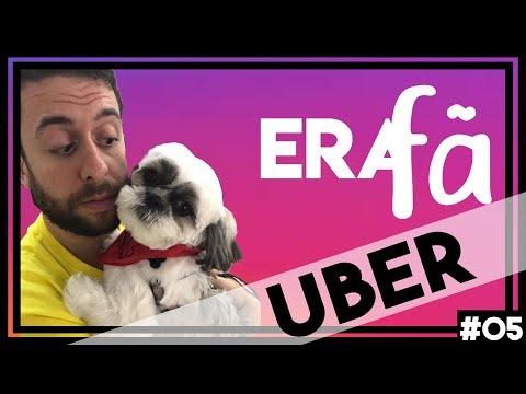 Eu era fã #05 - Sandra Kubicka e Uber (Meu Cachorro)