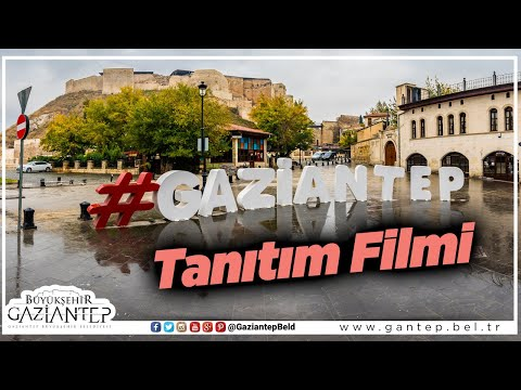 GAZİANTEP TANITIM FİLMİ