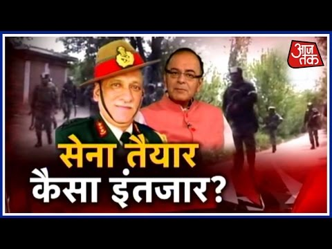Halla Bol: Beheading Of Soldiers, Army Will Hit Back, Says Chief Rawat