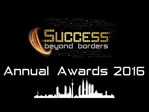 Success Beyond Borders 2016 - LIVE