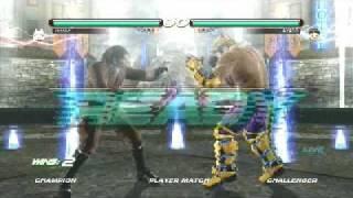 tekken 6 online dragu nov recobe vs king ayago 29 10 09